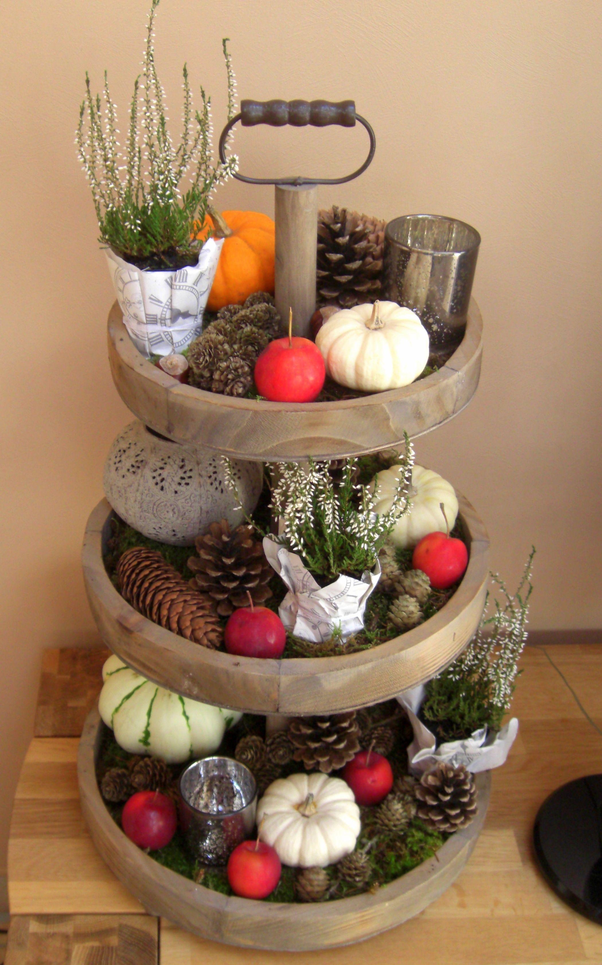 herbstdeko herbst deko pinterest herbstdeko herbst und deko herbst. Black Bedroom Furniture Sets. Home Design Ideas