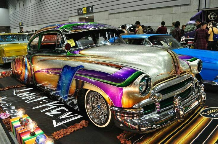 Pin By Mike Evans On Old Cars Custom Cars Paint Lowriders Custom Cars
