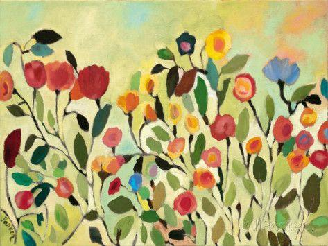 Wild Field Impressão artística