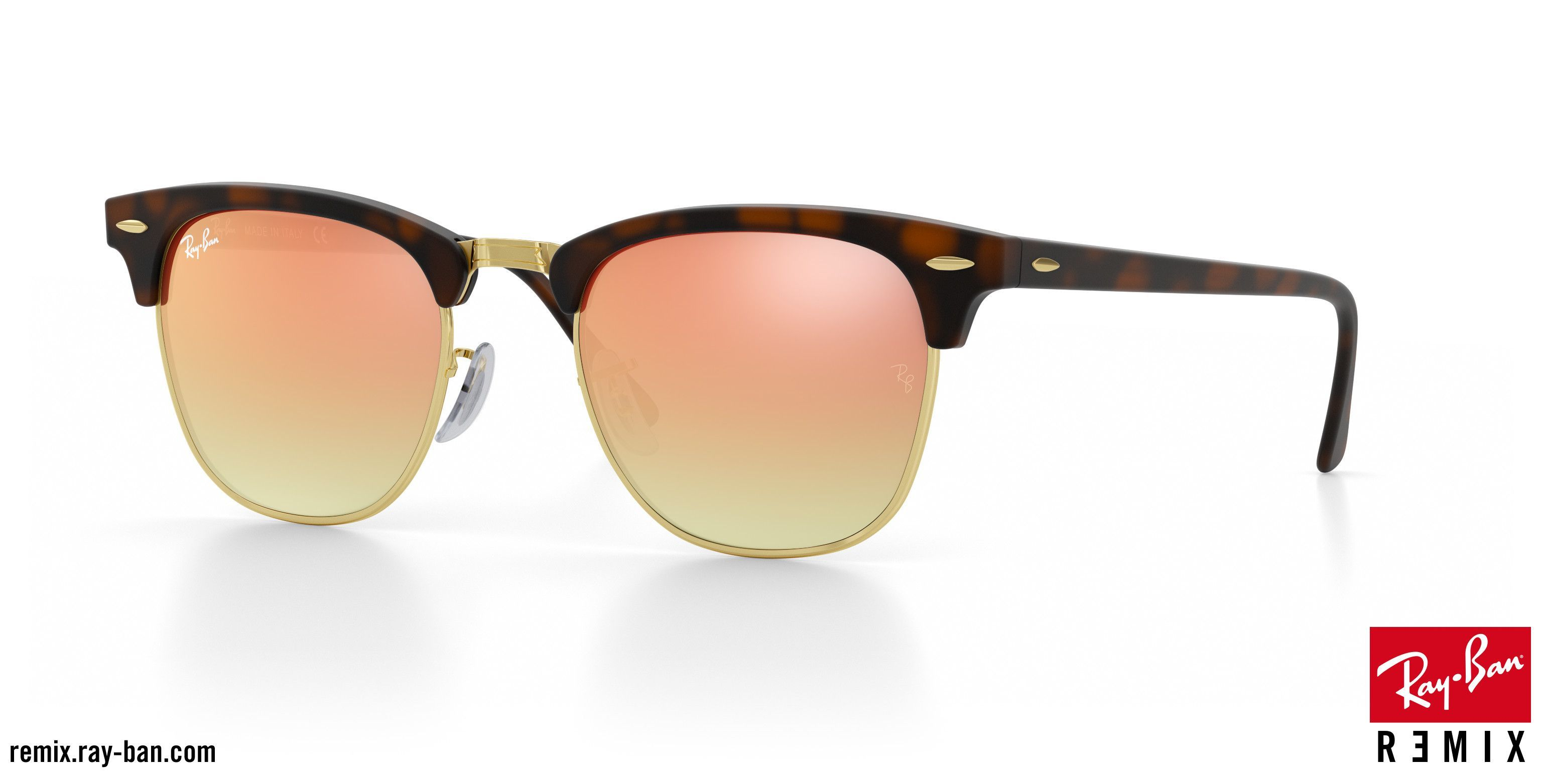 62bb54646f Look whos looking at this new Ray-Ban clubmaster sunglasses | RAY ...