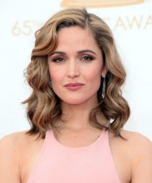 Wedding Hairstyle Lob: Beauty Trend: Wavy 'Lob' Hairstyle