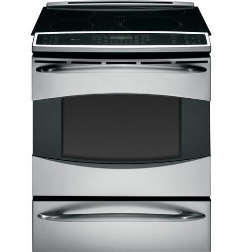 Ge Profile Phs925stss Induction Range Induction Stove Slide In Range