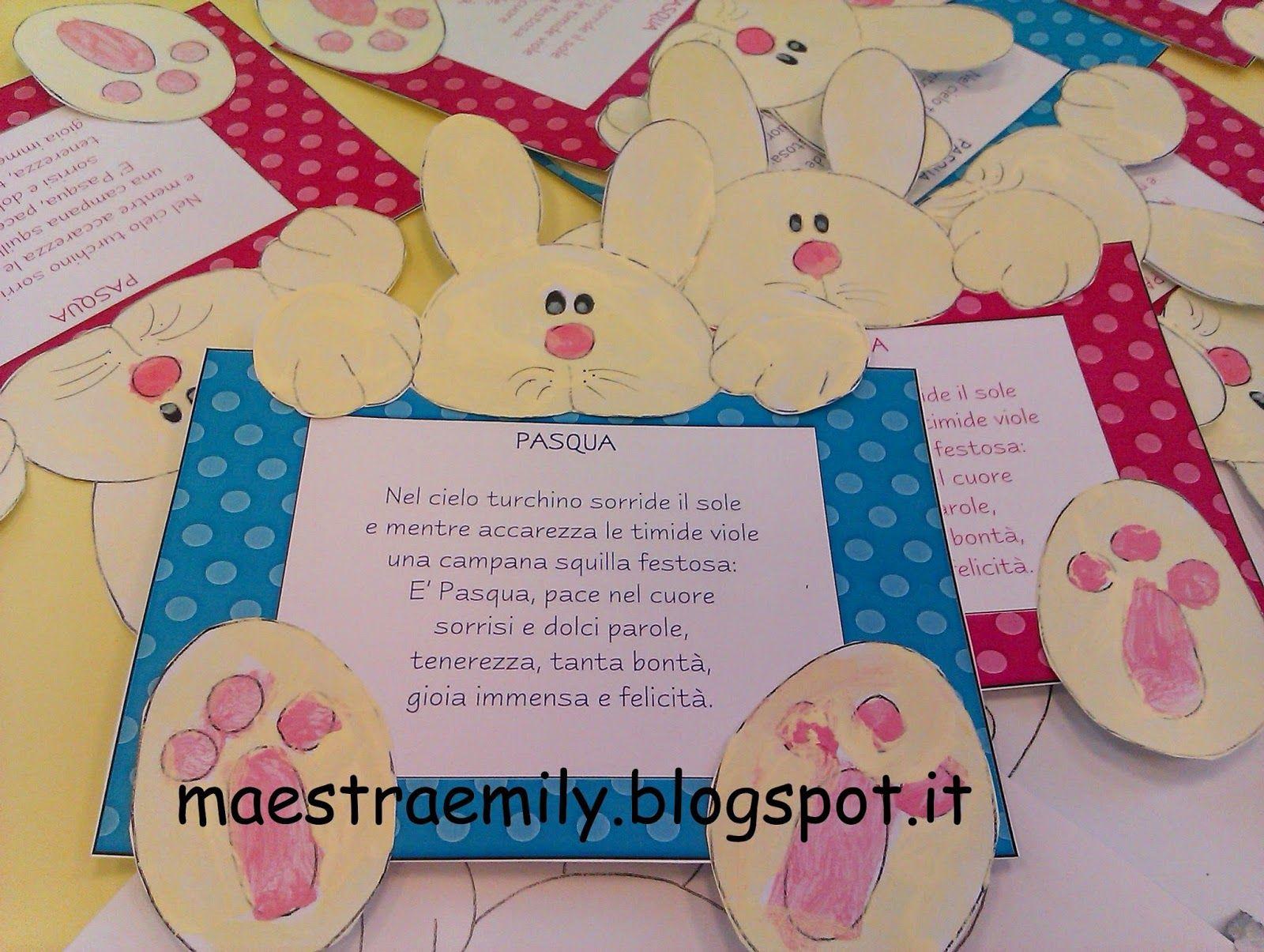 Bambini Pasqua ~ Maestraemily lavoretto di pasqua velikonoce