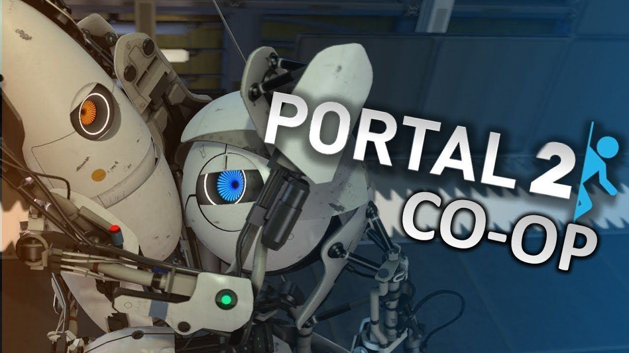 Portal 2 Co-op gameplay | Part 1 | Pinoy gamer