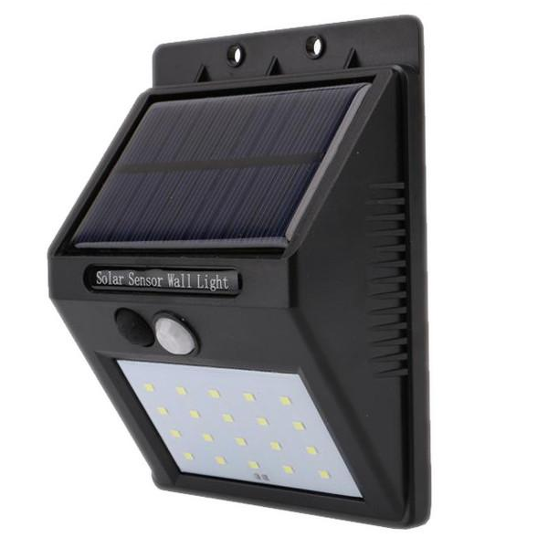Led Solar Powered Motion Sensor Security Light Products