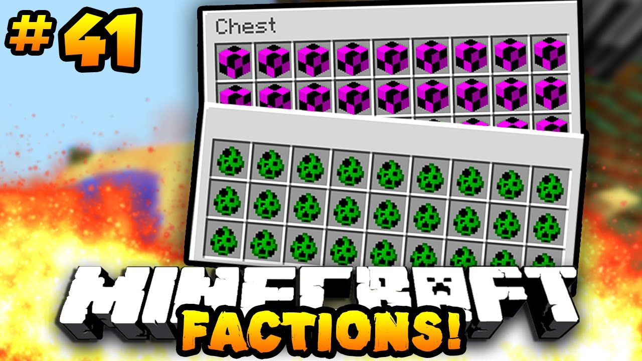 how to play minecraft factions