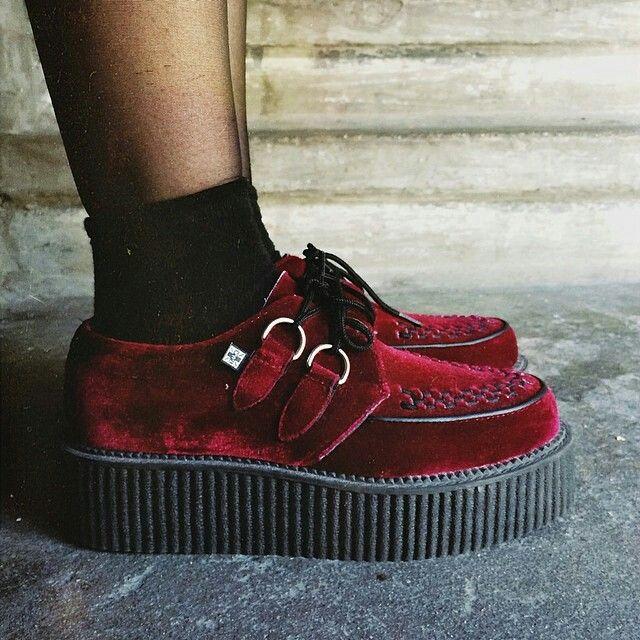 red velvet creepers