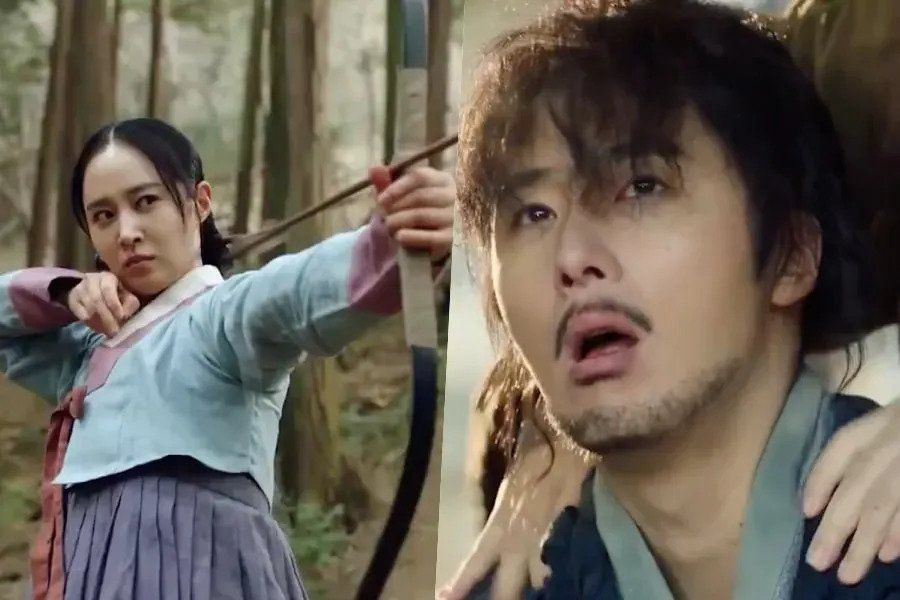 Watch: Girls' Generation's Yuri Is A Princess Accidentally Kidnapped By Jung Il Woo In 1st Teaser For Historical Drama