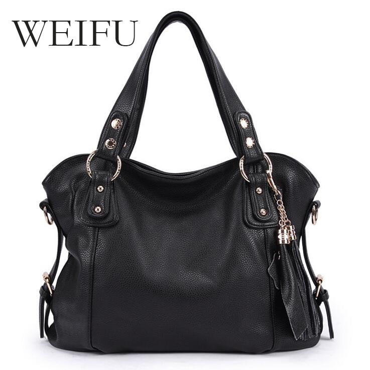 49e3846457f Cheap brand handbags, Buy Quality designer brand handbag directly from  China designer handbags Suppliers  LUYO Brand Vintage High Quality Leather  Tassels ...