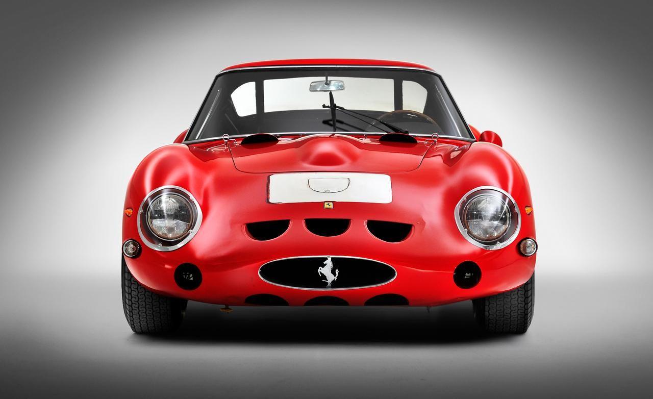 1962 63 Ferrari 250gto Berlinetta Gto Ferrari Expensive Cars