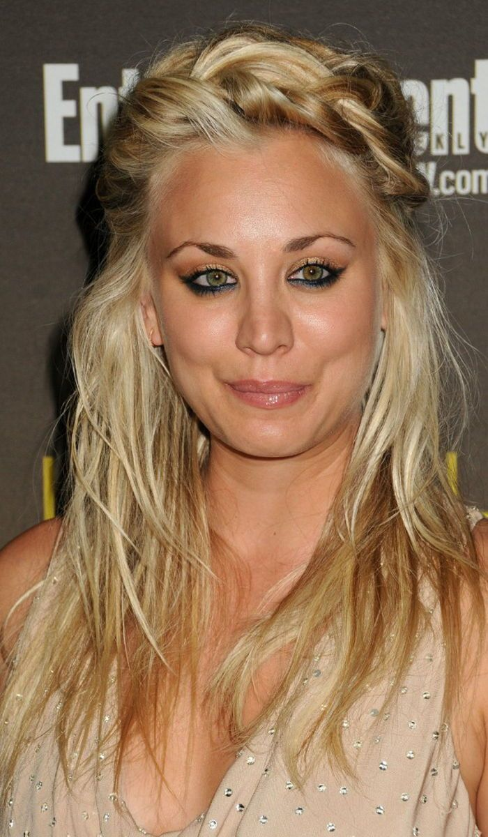 20 Flawless Kaley Cuoco Hairstyles To Inspire You Celebrity