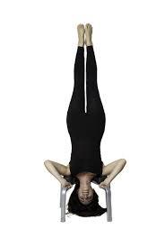 yoga headstand body lift  headstand yoga head stand