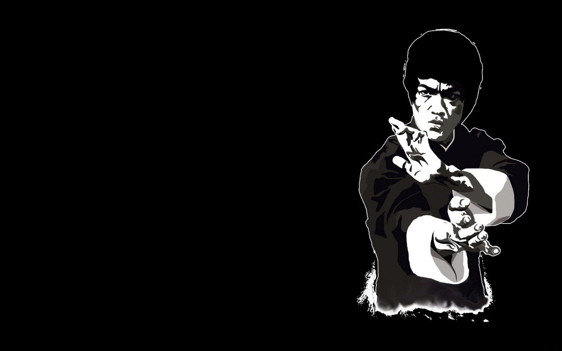 1920x1200 Free Awesome Bruce Lee Bruce Lee Cool Animations