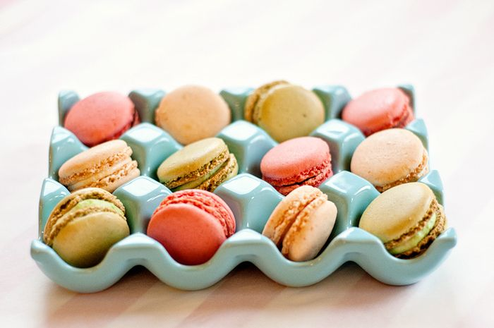 Want to master your macaron? Complete PDF tutorial to