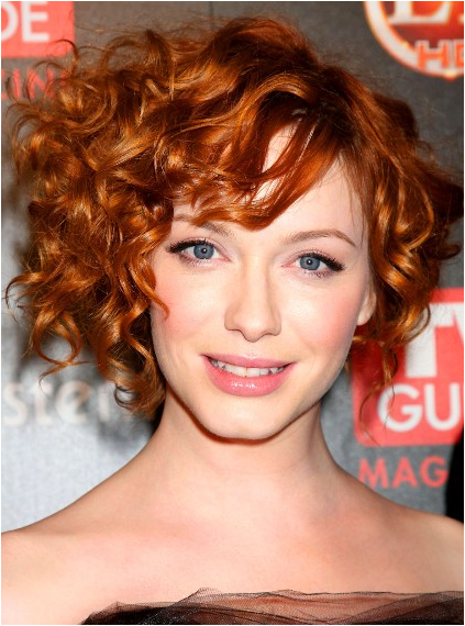 Curly Hair : Short Curly Hairstyles With Bangs Thin Brown Impressive Short Curly Hairstyles Medium Hair Styles. Short Hairstyles. Curly Hairstyles For Short Hair.