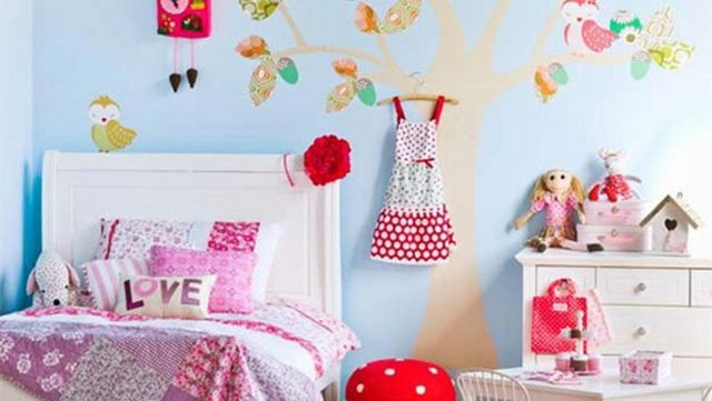 Casitas de pajaros para decorar dormitorios infantiles 5 | KIDS ROOM ...