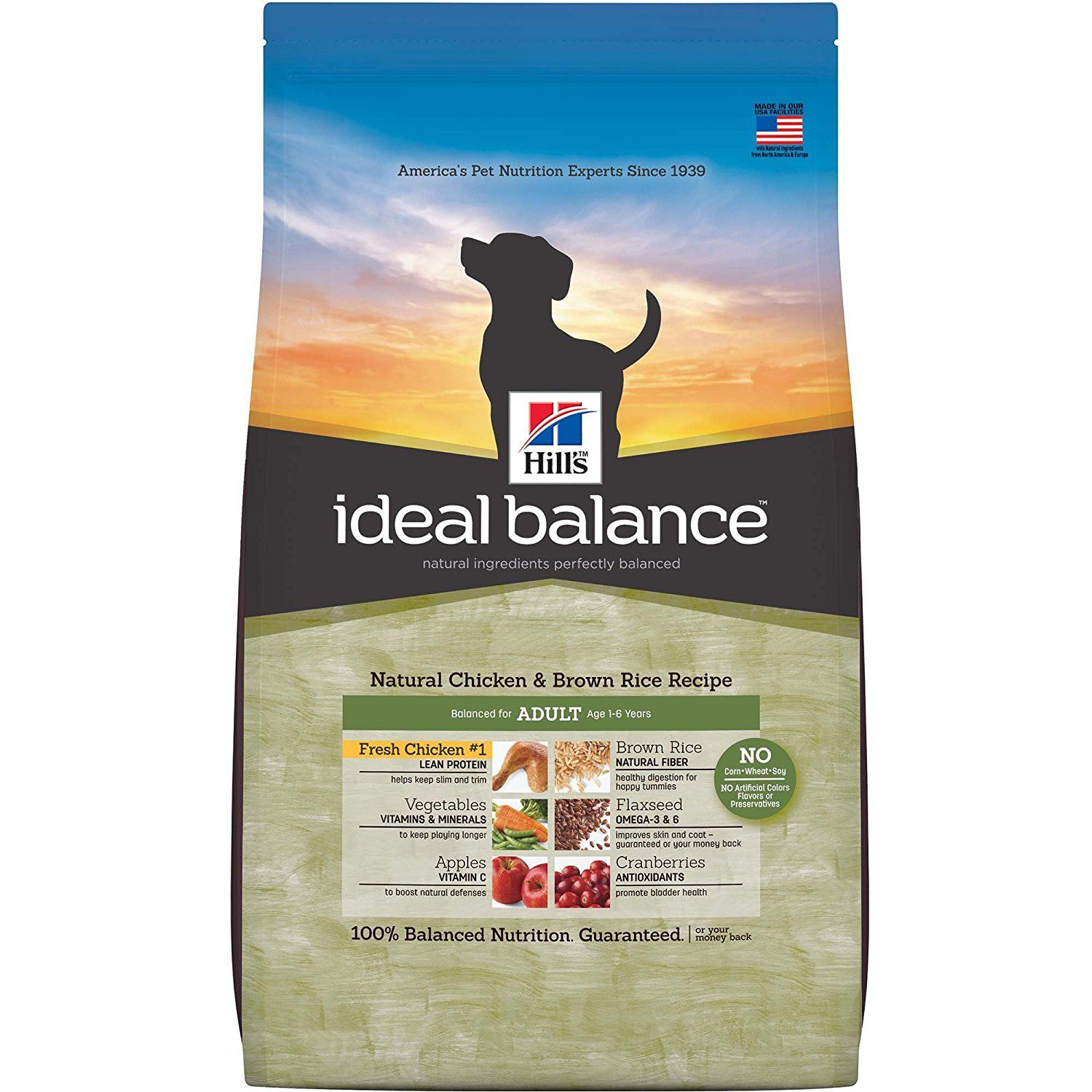 Ideal Balance Natural Chicken And Brown Rice Recipe Dry Dog Food Remarkable Product Available Now Bes Dog Food Recipes Grain Free Dog Food Natural Chicken