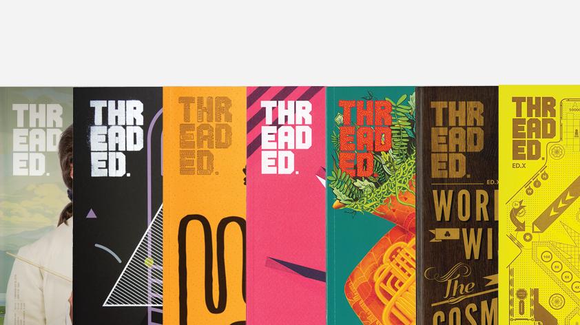 Threaded Collateral — Threaded Magazine
