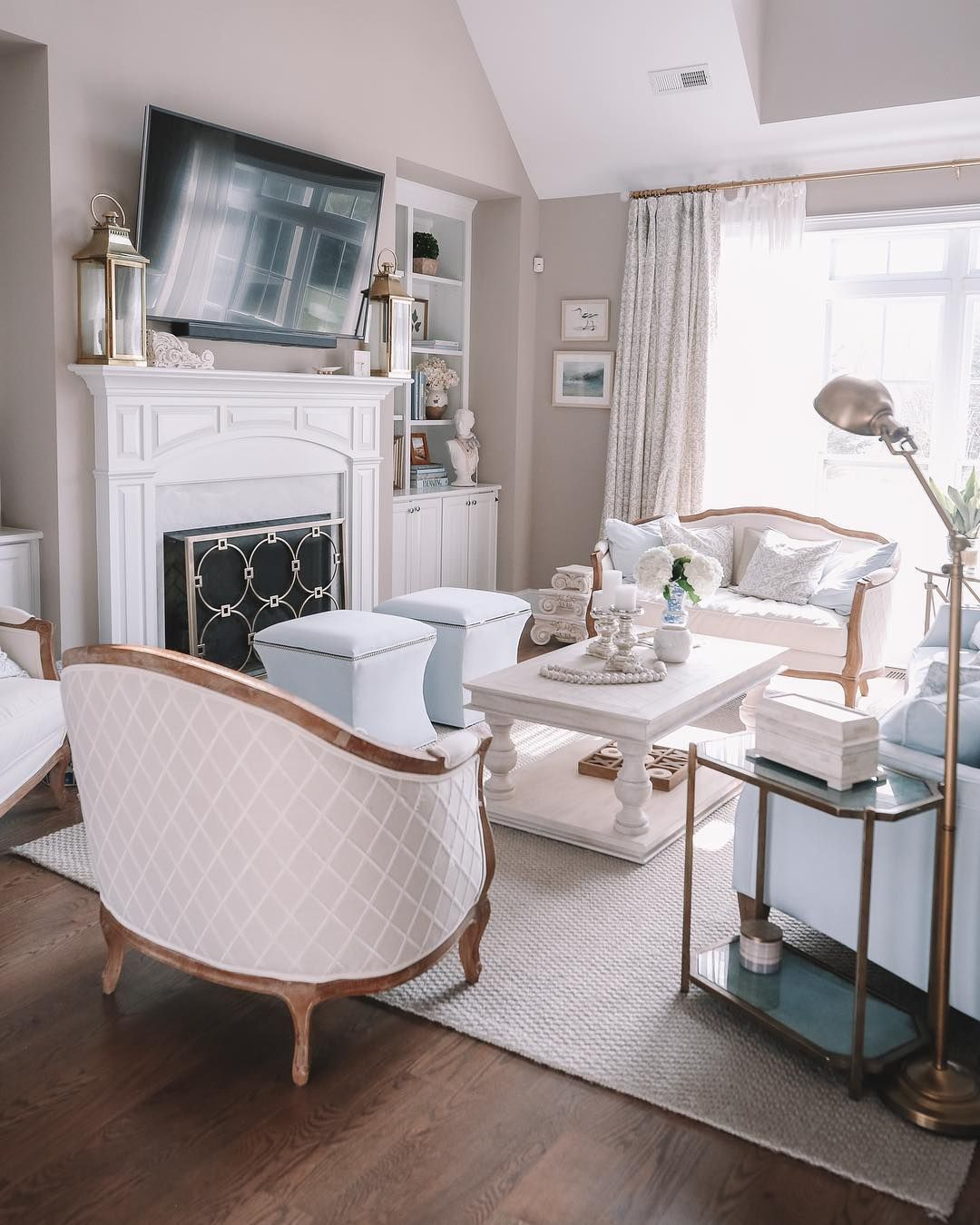 read the latest from our interior design blog interior design services offered Caitlin Covington on Instagram: u201cSharing our living room reveal with  @ballarddesigns on the