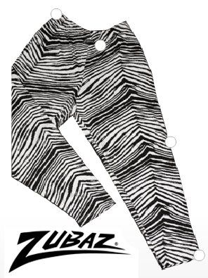 "Is there anything that screams ""early 90's"" more than Zubaz pants???  My dad had a pair, I think they were multi colored with red hues."
