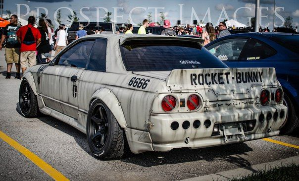 Rocket Bunny R32 Gtr Nissan Skyline Gtr R32 Dream Cars Gtr