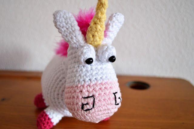 Amigurumi Tuto : Tuto licorne crochet tuto au crochet gratuit