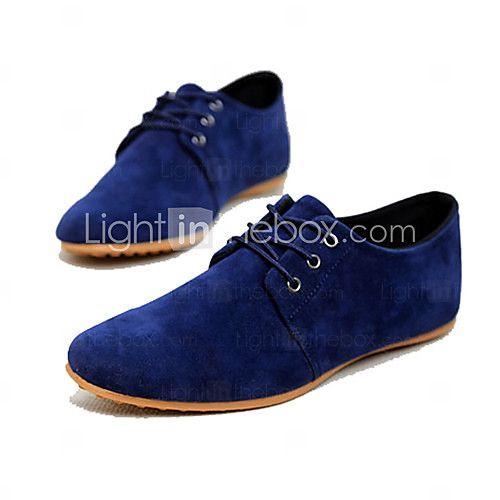 Zapatos azules de primavera para hombre fFXS3D6