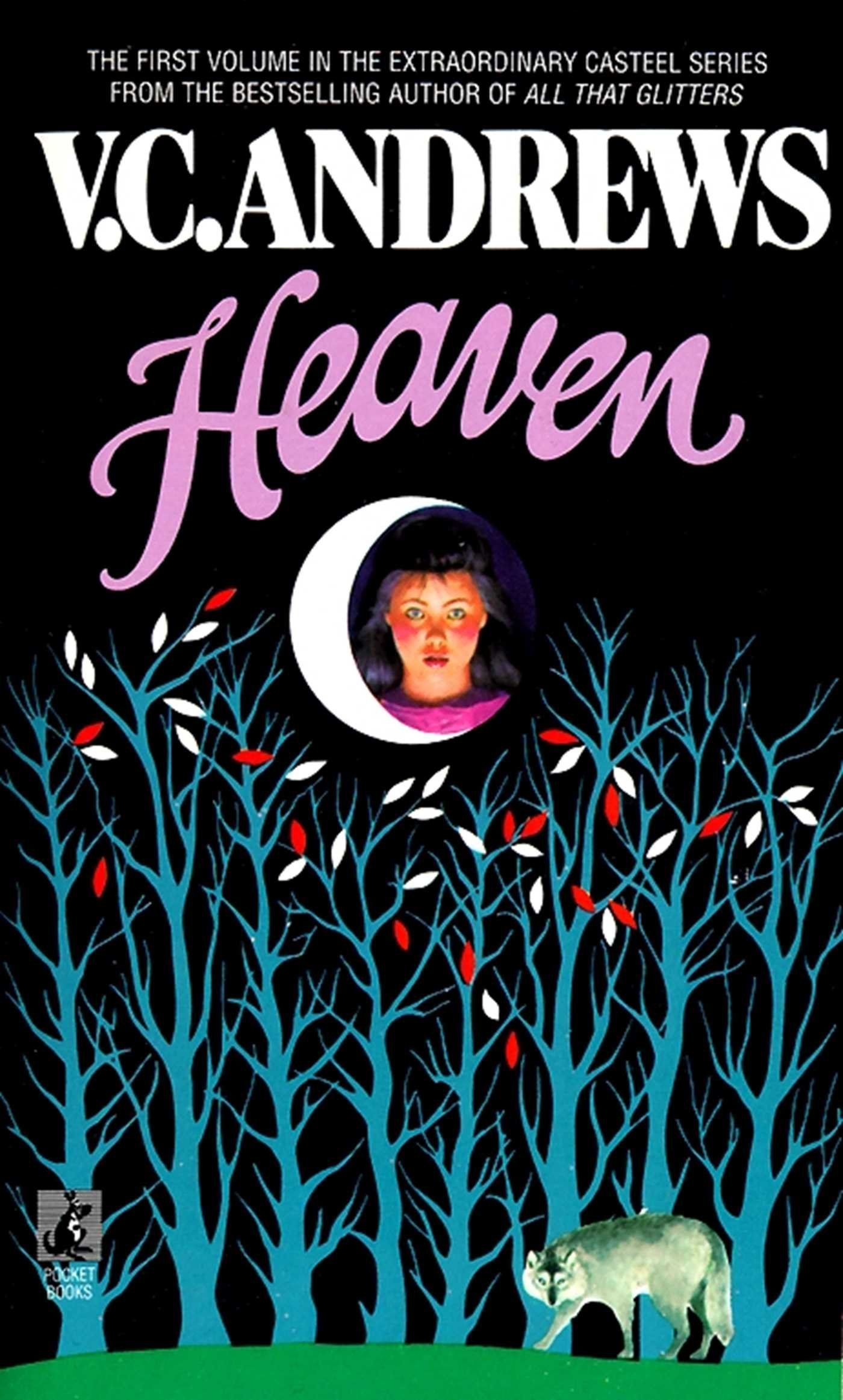 Heaven casteel series reissue by gina