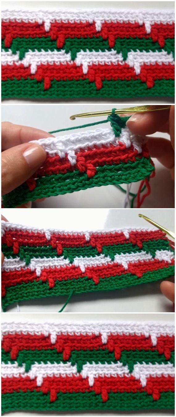 Photo of fine Learn To Crochet Apache Tears Stitch – LOVE CROCHET ,   #Apache #Crochet #L…