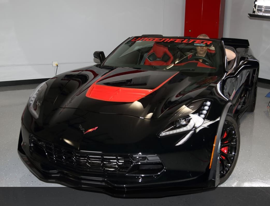 the 2016 corvette is a lingenfelter special edition vette bearing serial numb. Cars Review. Best American Auto & Cars Review