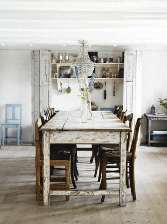 Dining Table Makeover Inspiration Photos