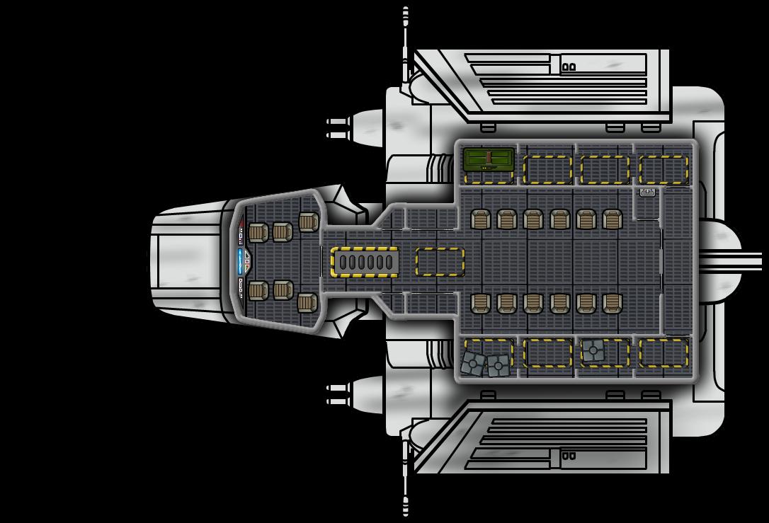 Lambda Class T 4a Shuttle Deck Plan Star Wars Ships Star Wars Rpg Spaceship Design