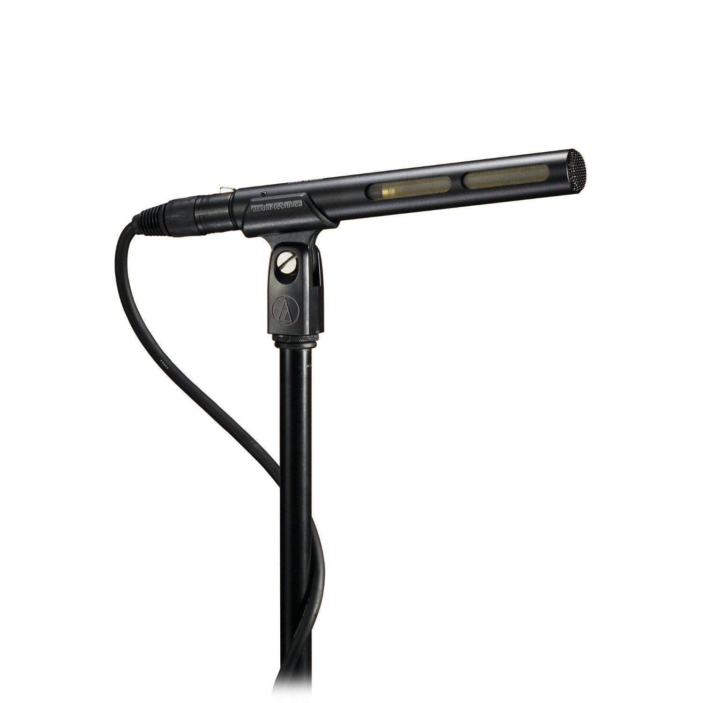 Amazon.com: Audio-Technica AT875R Line + Gradient Condenser Microphone: Musical Instruments