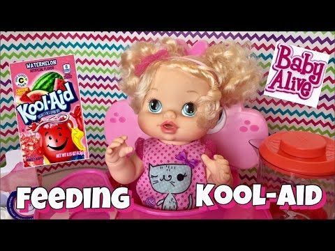 Baby Alive feeding yummy KOOL-AID All dressed up ready to go baby - https://t.co/50SY1X9B1O  - #Uncategorized https://t.co/T3C4XhVEpy