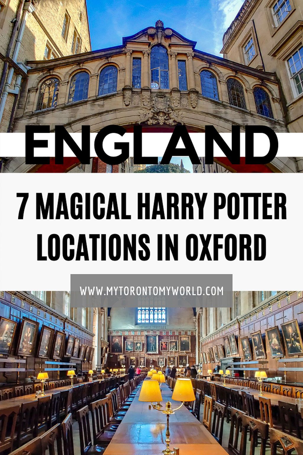 7 Magical Places To Experience Harry Potter In Oxford England In 2020 England Travel Europe Travel Europe Travel Guide