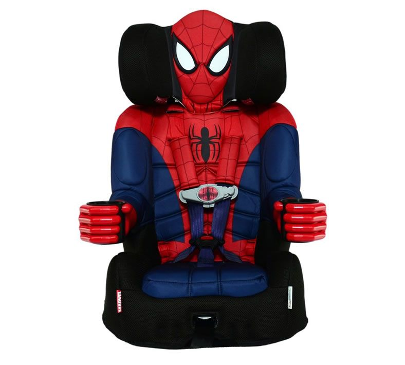 Superhero Booster Seats Protect Your Kids In The Loving Arms Of Favorite Marvel Characters Disney Safety Hulk Batman Captain America