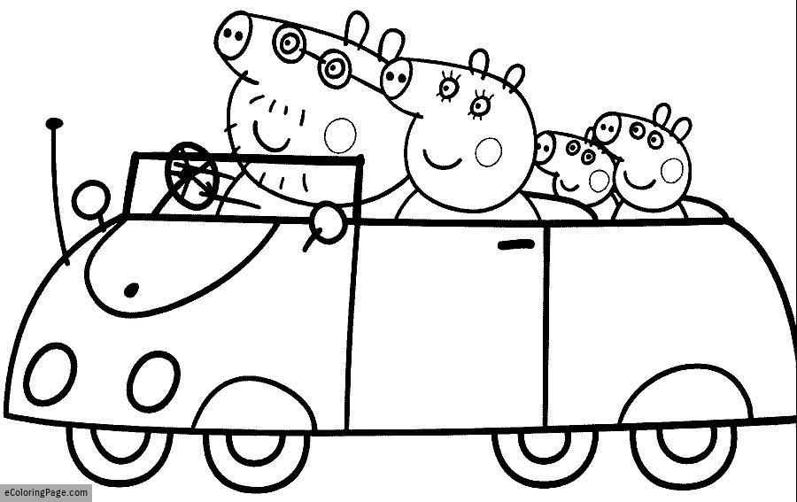 Clear Peppa Pig Coloring Pages Family Of Racoons Coloring Pages 2020 Peppa Pig Coloring Pages Peppa Pig Colouring Family Coloring Pages
