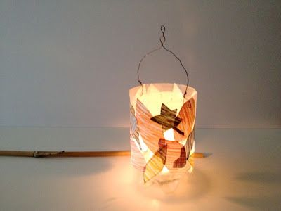laterne aus pet flasche lantern made of plastic bottle bastelinspirationen pinterest. Black Bedroom Furniture Sets. Home Design Ideas