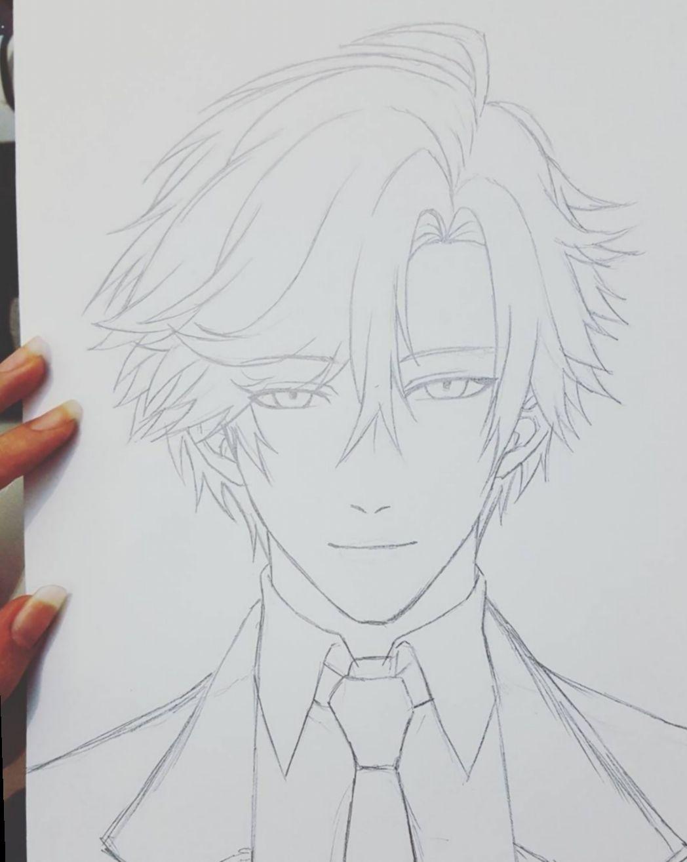 Anime Sketch Tutorial Boy Myheroacademia Myheroacademiacosplay Mhacosplay Anime Sketch Manga Drawing Tutorials Anime Drawings