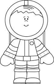 Astronot Boyama Ile Ilgili Görsel Sonucu Punch Için Space