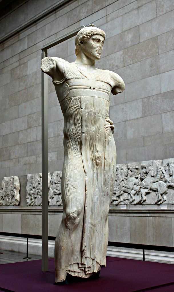 The Motya Charioteer Greek About 460 450 Bc Found In 1979 On The Sicilian Island Of Motya Marble British Museum Ancient Greek Art Greek Statues Greek Art