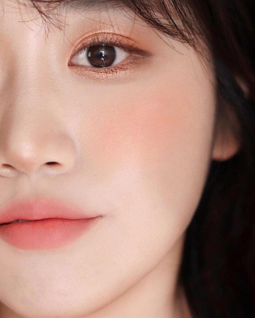вот корейский макияж с картинками упорству профессионализму