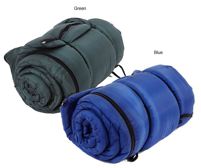 Sleeping bags: Borrow one before you buy. Keep in mind that you need it to keep you warm at night but not too warm. In my opinion, you need a pad or air mattress or cot to give you a sleep foundation. I like an air mattress despite my earlier misgivings. Also sometimes you need to pull clothes on or off in the bag, so get it big enough. It should be easy to zip yourself in or out of the bag.