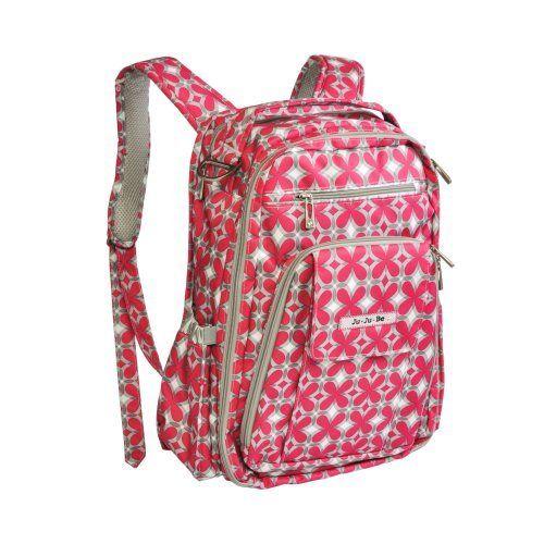 Ju-Ju-Be Be Right Back Diaper Bag New | Diaper Bag Backpack | Pinterest