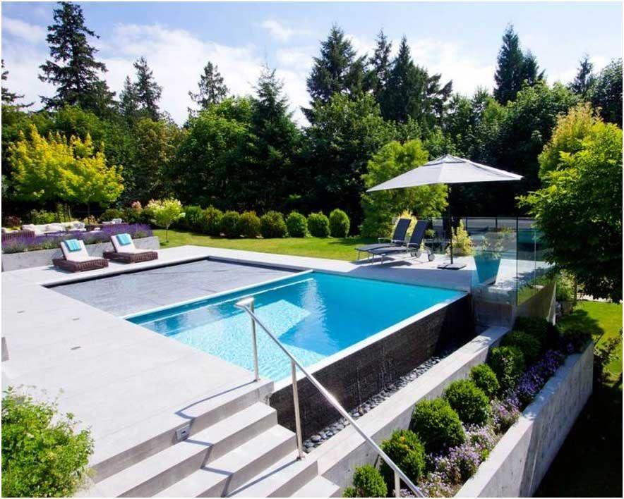 Hinterhof Pool Bild Von Christina Spatzenegger Auf Pool Gartengestaltung