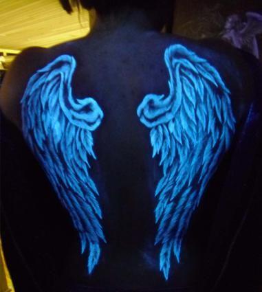 Tatuajes Fosforescentes Tatuajes Con Tinta Uv Tatuajes De Tinta