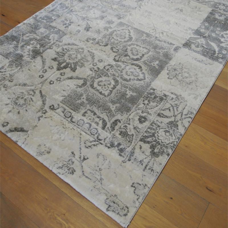 kilim beige gris taupe tapis tout doux