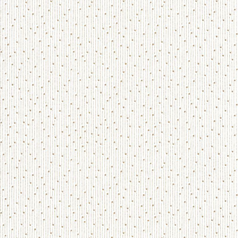 Papier Peint A Motif Lullaby Blanc Or The Place To Bed Caselio En 2020 Frise Papier Peint Dunkerque France Fond Blanc