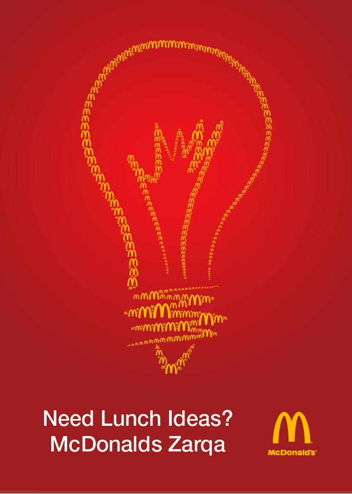 Mcdonald's New Branch poster (creative idea) | Mcdonalds, Branch, Kinder art