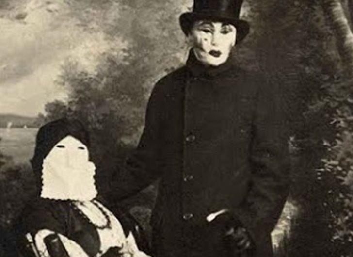 Rare Historical Creepy Photos
